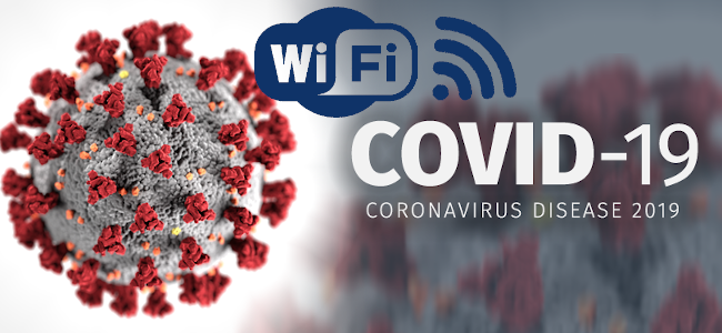 Covid-19 Wifi Improve your internet connection